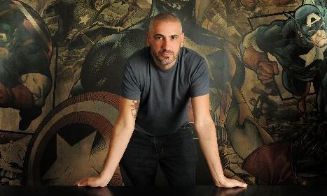 Axel Alonso of Marvel Comics