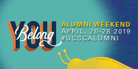 Come Home: Alumni Weekend April 26-28, 2019